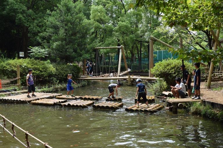 平和の森公園‗アスレチック