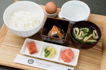 FUKUTARO CAFE&STORE‗料理