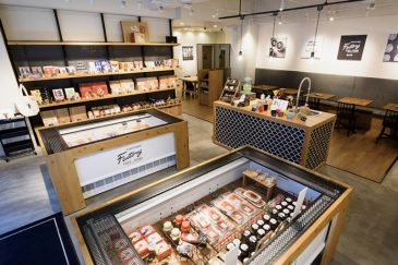 FUKUTARO CAFE&STORE‗内観