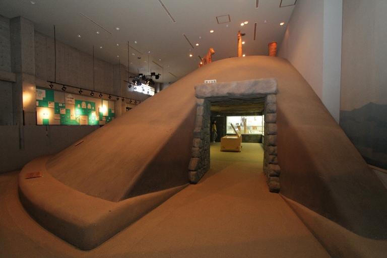 多摩川古墳展示室